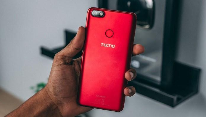 sale retailer f81cb 01e91 Tecno Camon X Pro arrives in Uganda; Check out specs and where to ...