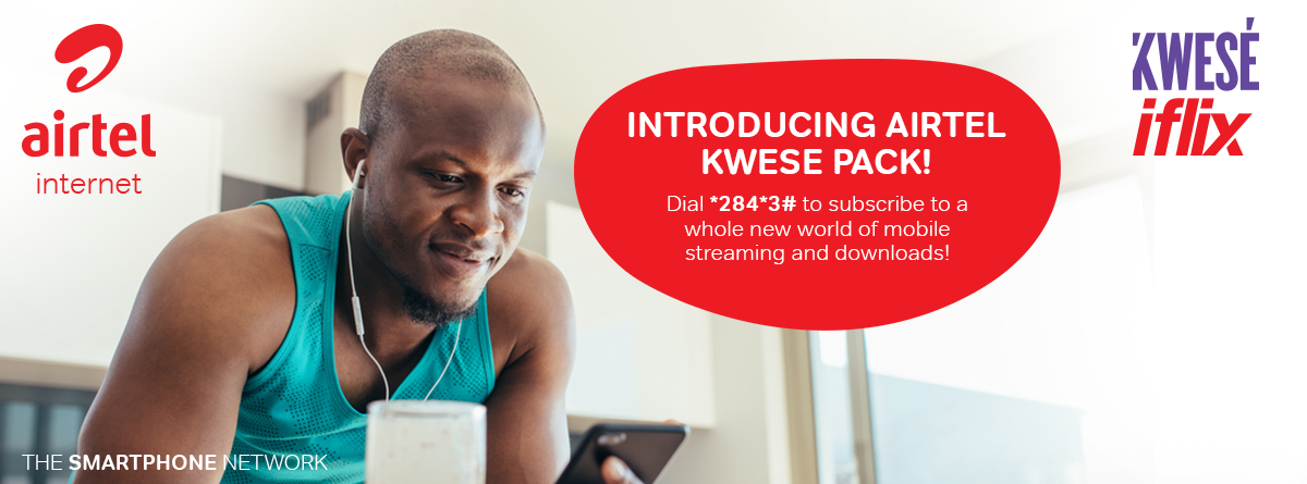 Airtel Uganda, Kwese Partner to bring exciting football