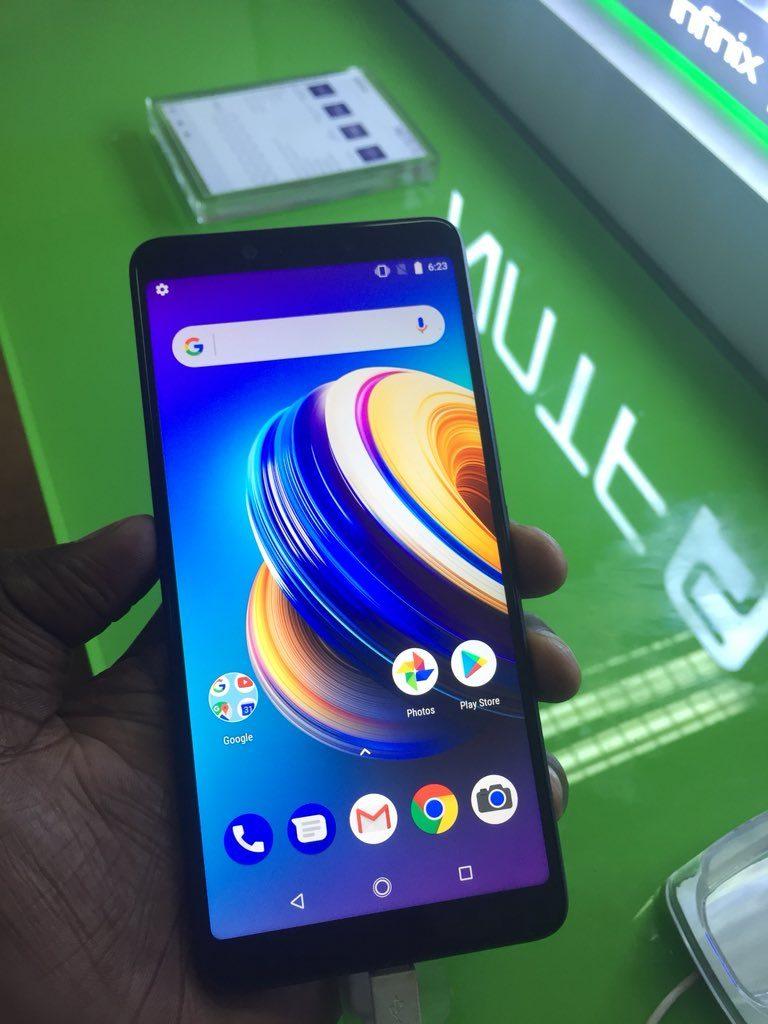 Infinix Note 5 Unveiled in Uganda