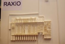 A Model Of the Raxio Data Centre In Namanve